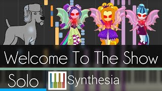 Welcome to the Show -- Synthesia HD