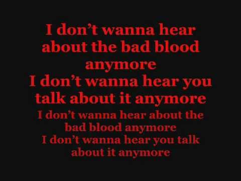 Bastille  Bad Blood Lyrics