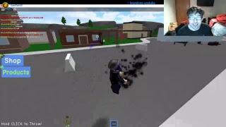 Brundonx Plays Roblox Games Part 12 (LIVE)