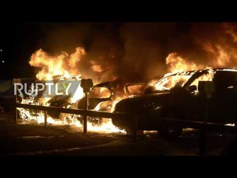 Sweden: Cars blaze in Stockholm outskirts, as arson attacks continue