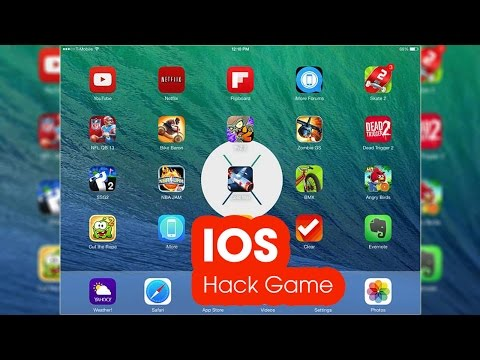 Hướng dẫn hack các game trên iOS đơn giản