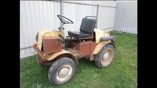 как сделать самодельный трактор из запорожца