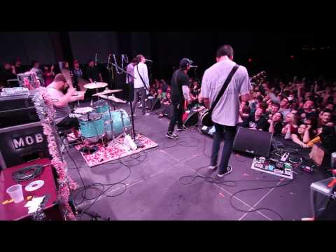 Man Overboard - Love Your Friends, Die Laughing (Live in Philadelphia 12/16/2011)