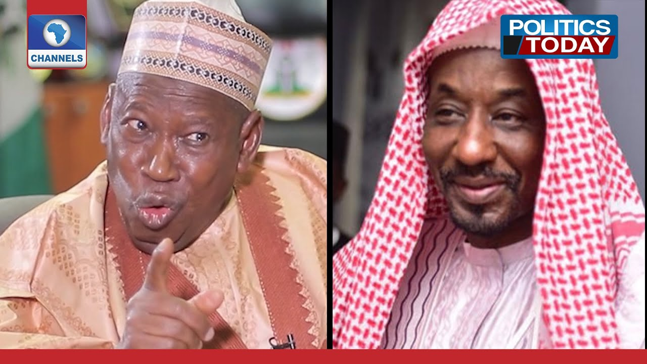 Download 'Why I Dethroned Sanusi Lamido As Emir of Kano', Ganduje Opens Up