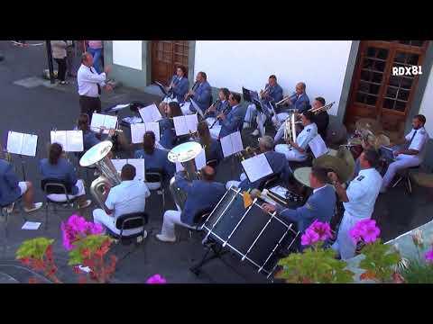 Filarmónica Lira Fraternal Calhetense 1888 | Calheta de Nesquim, Maio 2018