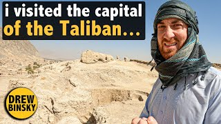 i visited the capital of the Taliban (Afghanistan)
