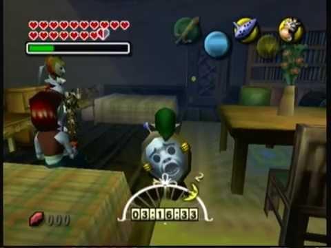 The Legend of Zelda: Majora's Mask - Kafei & Anju Quest