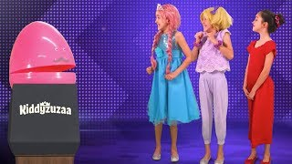 Princess Talent Show 👑 Princesses In Real Life | Kiddyzuzaa