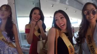 Activities at Sign Board & High Roller - Miss Grand International 2016