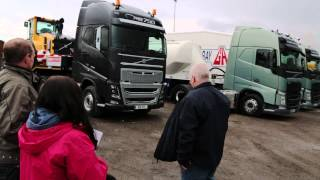The New Volvo FH Truck Stop Tour (Week 2)