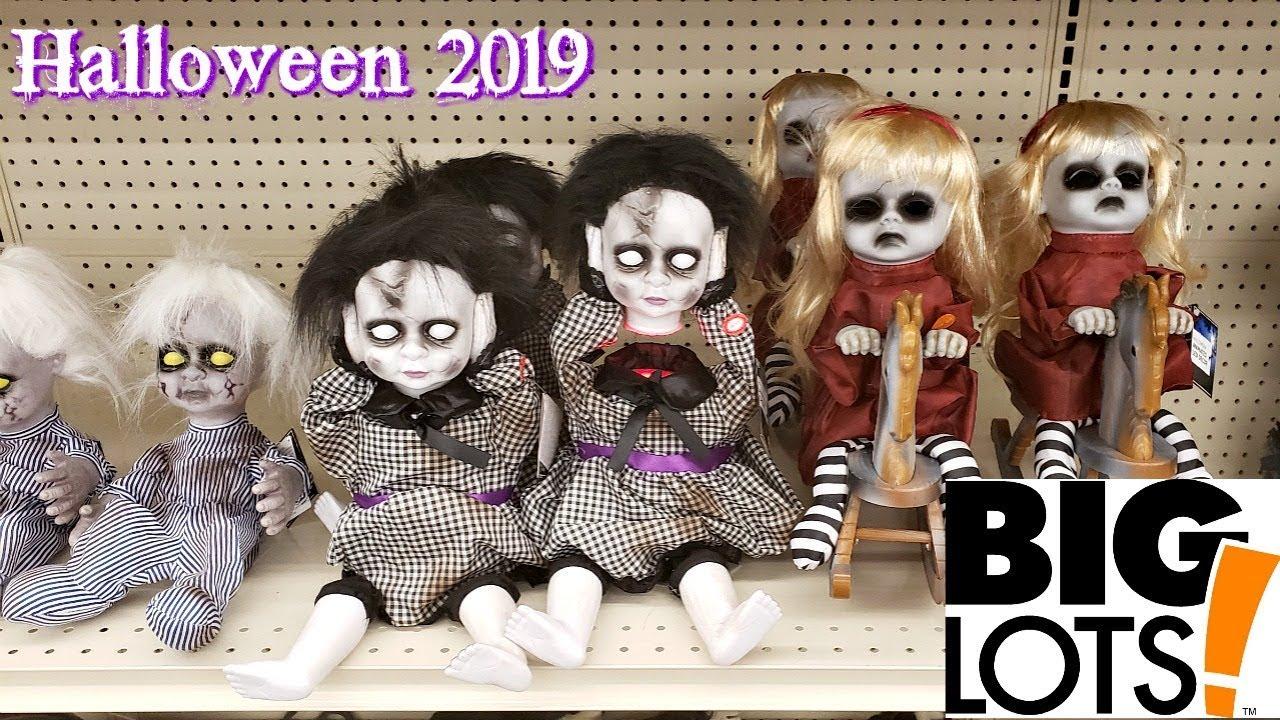 Big Lots Halloween Decorations 2019.Big Lots Halloween Shopping 2019