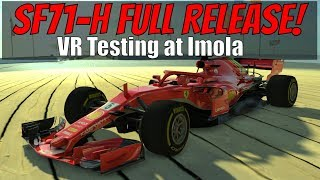 SF71-H Free F1 2018 Mod Full Release! By Assetto Corsa Racer