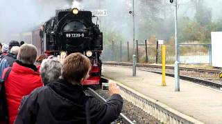 Harz Narrow Gauge Railroad in Wernigerode