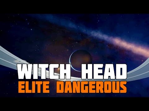 Elite Dangerous - Around The Witch Head - [Music Video]
