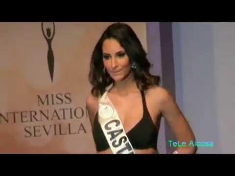 MISS SEVILLA INTERNACIONAL en TeLe Alcosa