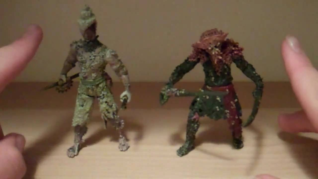 Pirates Of The Caribbean Palifico And Hadras Toy Review