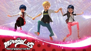 MIRACULOUS | 🐞 HEART HUNTER 🐞 | Tales of Ladybug and Cat Noir