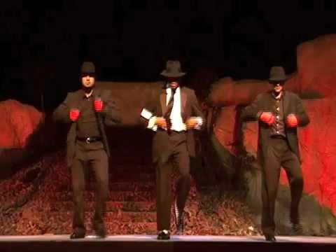 Michael Jackson Dangerous Performance (cover)