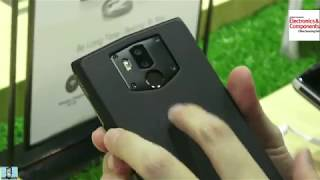 ulefone Power 5 , Doogee BL9000 , Elephone V1 , Doogee S70 . Global Sources Mobile Electronics 2018