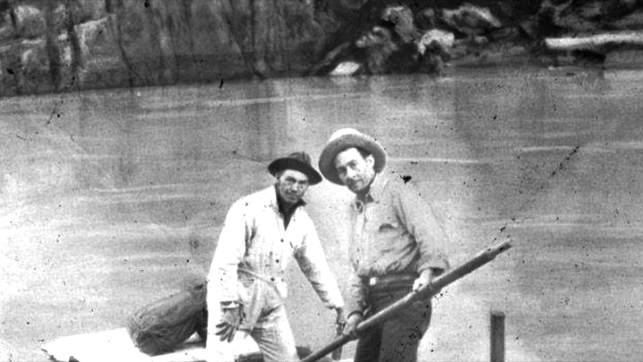 The Kolb Brothers Exploring the Green and Colorado Rivers Through ...
