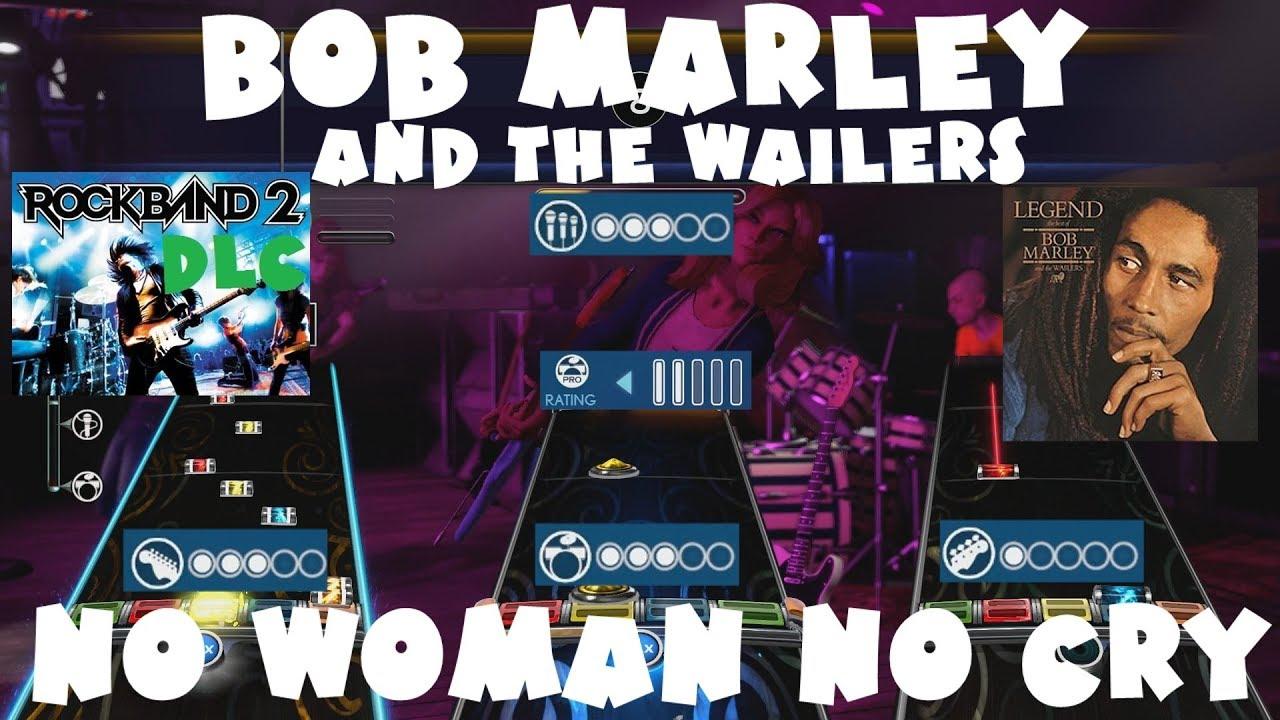 Bob Marley And The Wailers No Woman No Cry Rock Band 2 Dlc X