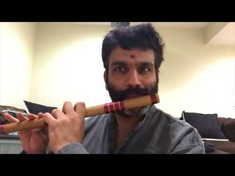 Flute Raman's Music Video