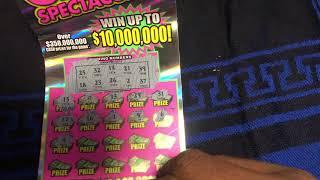 350,000,000 CASH SPECTACULAR NY Lottery