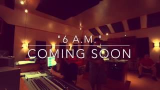 NEIL HEWITT - In The Studio (6 AM EP)
