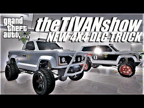 NEW GTA5 OFF-ROAD 4X4 DOOMS DAY DLC W/ TIVAN / SATURDAY NIGHT LIVE STREAM #TEAMLIVE