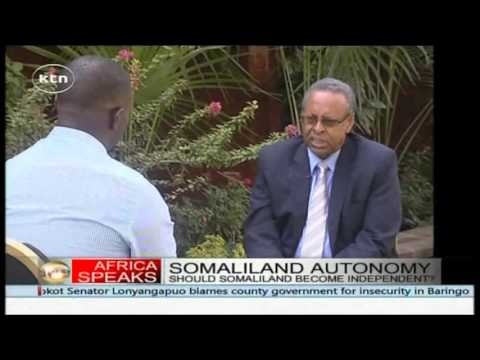 Minister of Foreign Affairs interviewed by KTN Kenya tv