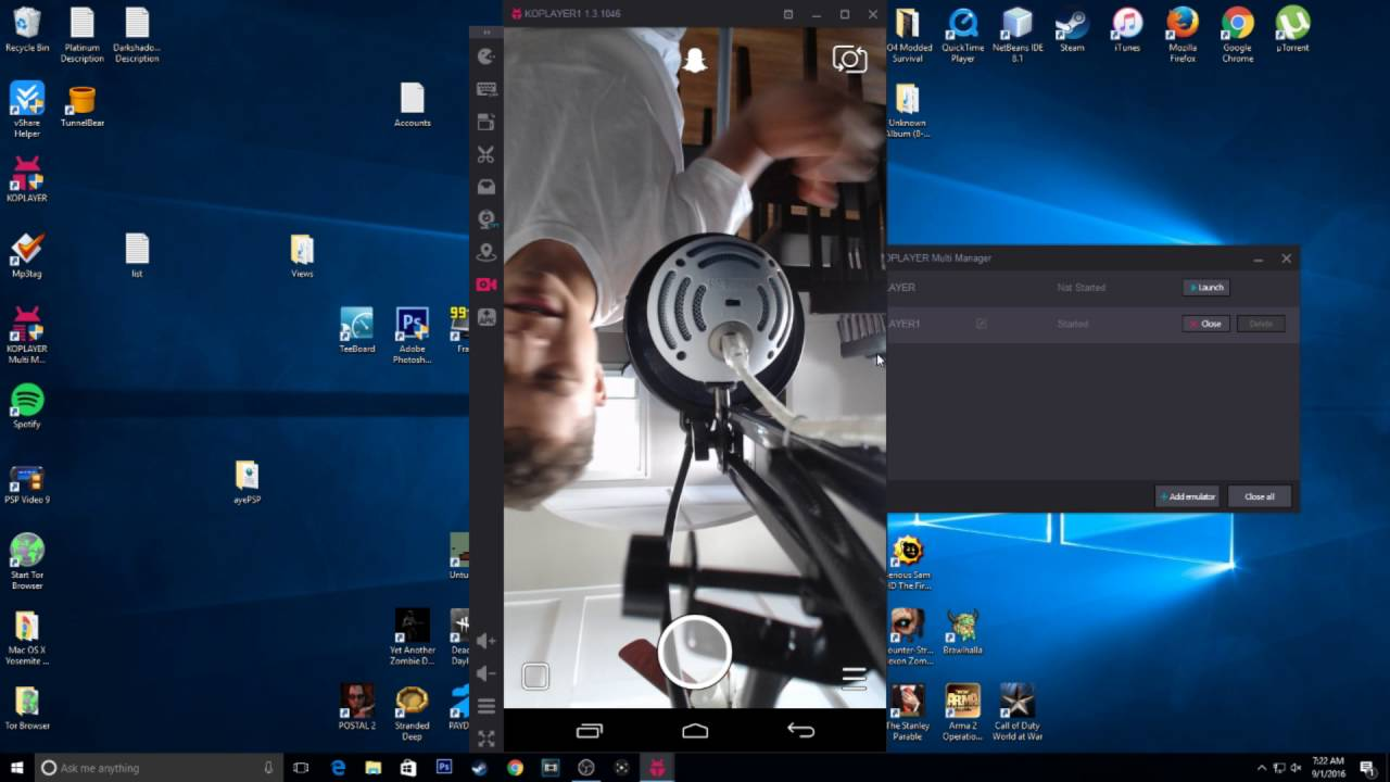 How To Use Snapchat on Your PC WITH CAMERA! UPDATES