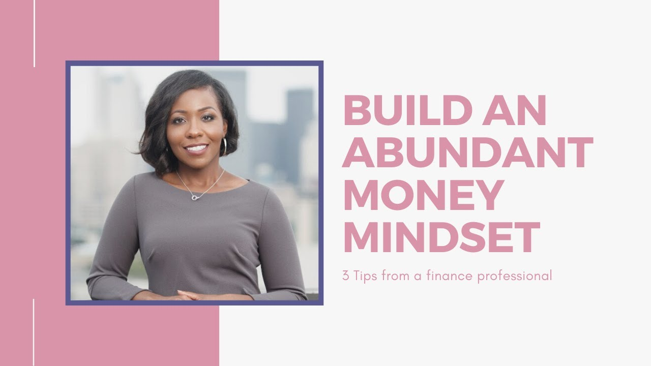 3 Steps to Maximize Your Money Mindset