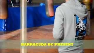 """Тренировки в боксерском клубе """"Barracuda"""""""