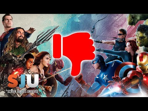 Celebrities Who Trash Superhero Movies - SJU