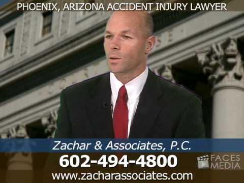 Phoenix Arizona Personal Injury Lawyer