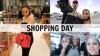Follow Us Around - Shopping Day | Maral & Jared
