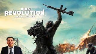 Apes Revolution: Il Pianeta delle Scimmie - recensione (NO SPOILER)