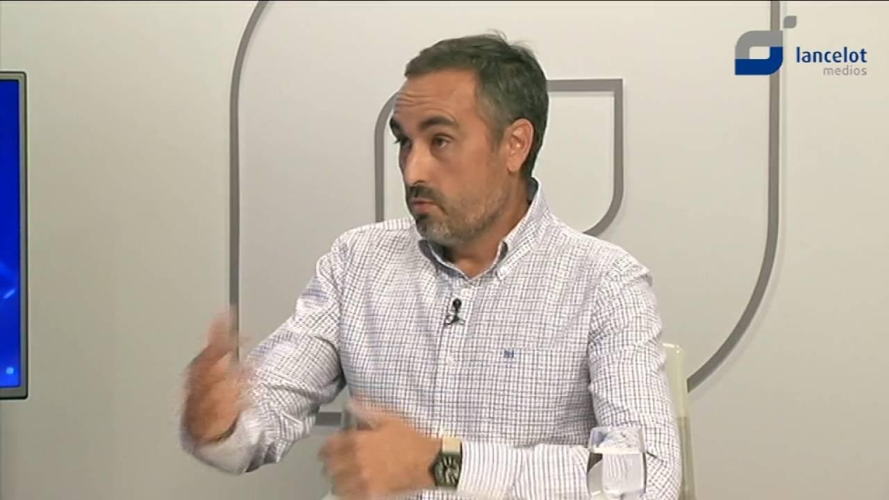 Jose Antonio Olmos En La Entrevista Del Dia De Lancelot Television Youtube