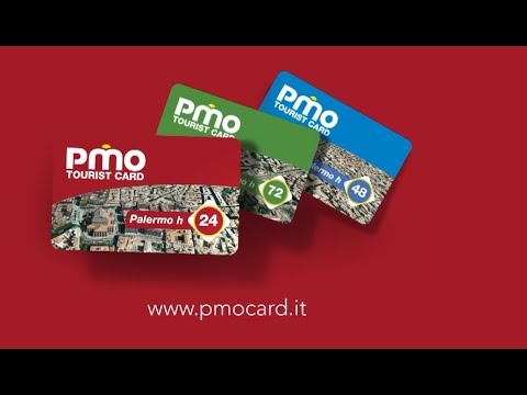Palermo Tourist Card PMO (OFFICIAL VIDEO) Enjoy It ! Sicily