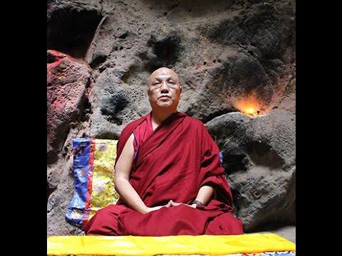 H.E. Drubwang Sangye Nyenpa Rinpoche's pilgrimage to Maratika སངས་རྒྱས་མཉན་པ་རིན་པོ་ཆེ་