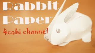 Make Your Own Homemade Rabbit Toys | 4cobi channel