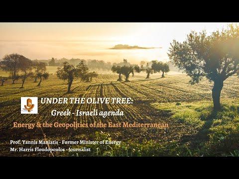 Under the Olive Tree: Greek-Israeli Agenda. Energy & the Geopolitics of the East Mediterranean