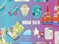 Las aplicaciones recomendadas para Rusia 2018