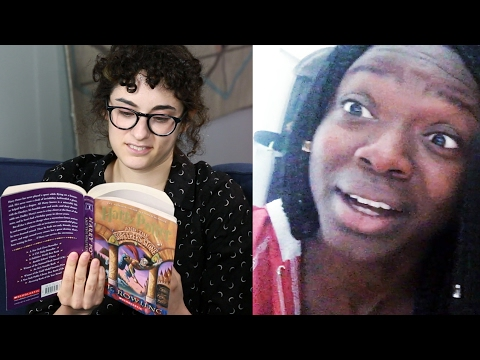 Thumbnail: Adults Read Harry Potter For The First Time