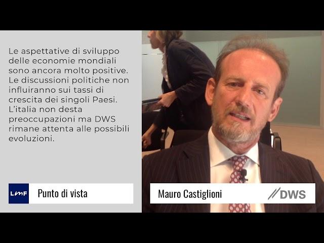 Outlook di metà anno - Mauro Castiglioni (DWS)