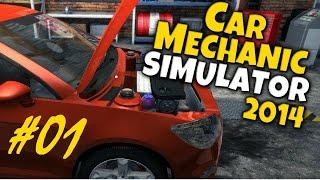 Simulátor automechanika 01: Brácha pomocník! | Minecraft Box