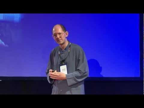 TEDxPSU - Mark Ballora - Opening Your Ears to Data