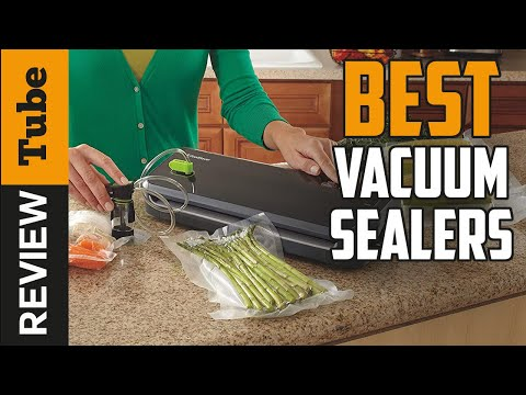✅Vacuum Sealer: Best