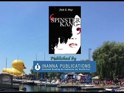 Spinster Kang—Book trailer