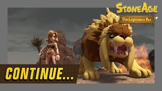 Episode 29, 30 Preview l New Dinosaur Animation l Stone Age The Legendary Pet